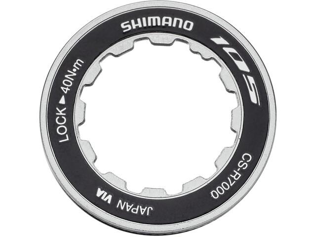 Shimano CS-R7000 Anillo Bloqueo Cassette con Espaciador